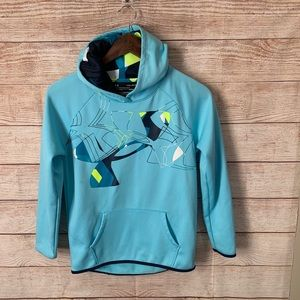 Under Armour youth hoodie size large play